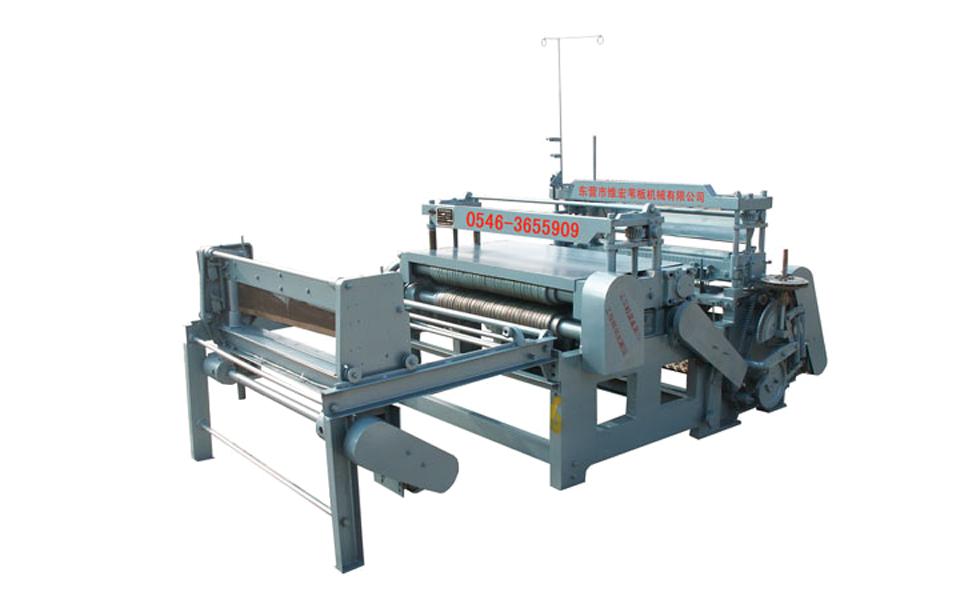 1m 半自动 加厚型 维宏版-草砖机,用于生产大棚与建筑保温材料