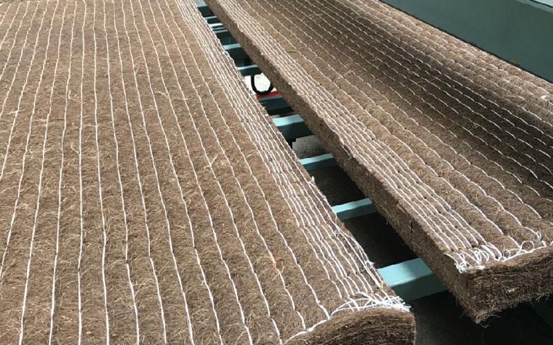 棕纖維床墊縫織機
