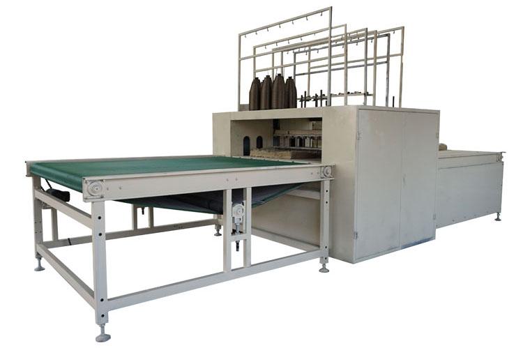岩棉毡缝制机