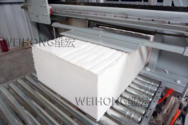 陶瓷纤维模块缝制机