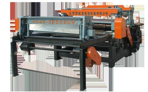 1m 半自動 葦板機,節能高效 穩定可靠草墊機